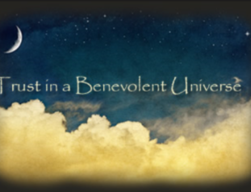 This Is Good – Universe is benevolent