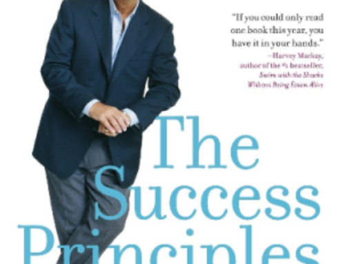 The Success Principles – By Jack Canfield