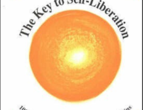 The Key to Self-liberation – By Christiane Beerlandt