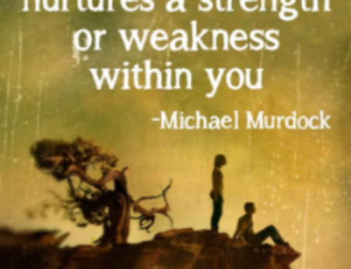 Strength versus Weakness