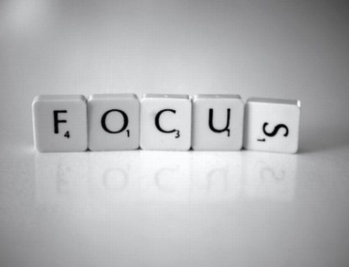 "How To ""Focus"""